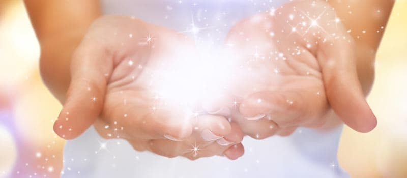 Endowment   Picture of hands giving